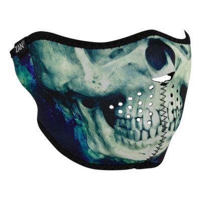 Demi-masque Zan Headgear Paint skull