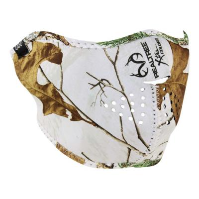 Demi-masque Zan Headgear Realtree Xtra® Snow™
