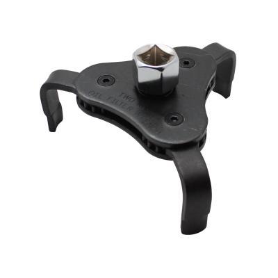 Démonte filtre à huile universel de 63 à 102mm avec entraîneur 1/2 + 3/8 + hexagone 21mm