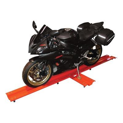 Déplace-moto Bike Tek rouge