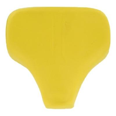 Dessus de selle jaune Peugeot 103