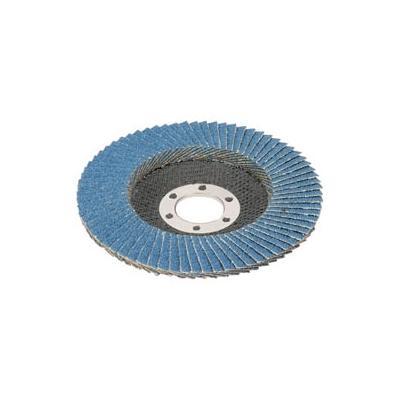 Disque à lamelles Draper Ø115mm zirconium haute qualité grain 60 (1pièce)