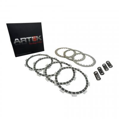Disque d'embrayage Artek K2 renforcé kevlar Minarelli AM6