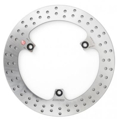 Disque de frein arrière Braking fixe rond Ø 268 mm YA48RI