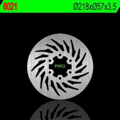 Disque de frein arrière NG Brake Disc D.218 - 8021