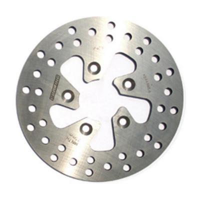 Disque de frein avant Braking fixe rond Ø155 mm MA01FI