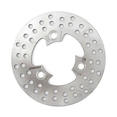Disque de frein avant Braking fixe rond Ø160 mm HO17FI