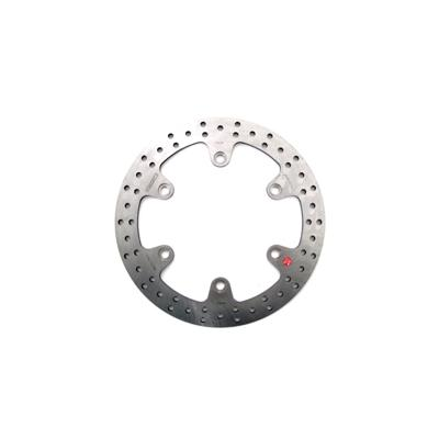 Disque de frein avant Braking fixe rond Ø276 mm HO22FI