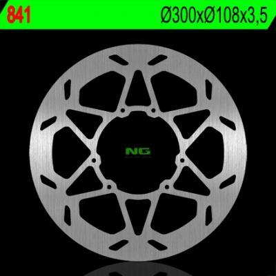 Disque de frein avant NG Brake Disc D.300 Derbi - 841