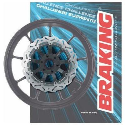 Disque de frein Braking Ø310 pour roue B-Wheel SKW06RD