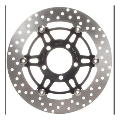 Disque de frein MTX Disc Brake flottant Ø 290 mm avant gauche / droit Suzuki SV 650 03-09
