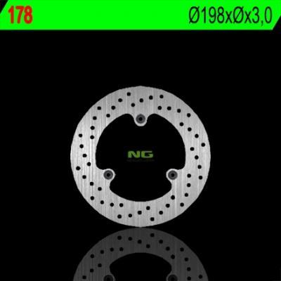 Disque de frein NG Brake Disc D.198 KTM - 178