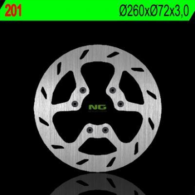 Disque de frein NG Brake Disc D.260 Beta - 201