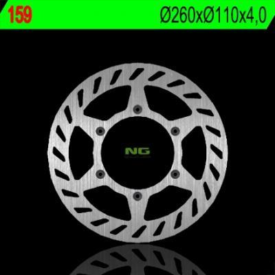 Disque de frein NG Brake Disc D.260 Beta ALP 400 de 2003 à 2006 - 159