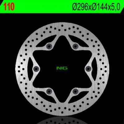 Disque de frein NG Brake Disc D.296 - 110