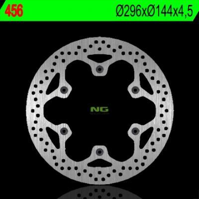 Disque de frein NG Brake Disc D.296 Cagiva - 456