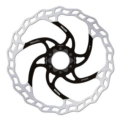 Disque de frein vélo Galfer Wave Fixe Ø203mm (verrouillage central)