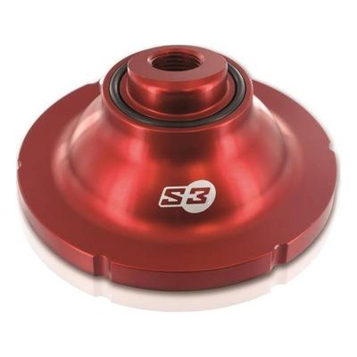 Dôme de culasse S3 haute compression rouge Sherco ST 300 / Scorpa 300 Twenty