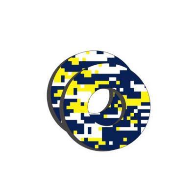 Donuts FX Factory Effex Digital Camo jaune/bleu/blanc