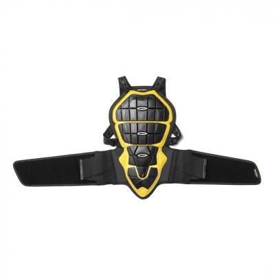 Dorsale Spidi BACK WARRIOR 145-160 noir/jaune