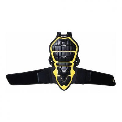 Dorsale Spidi BACK WARRIOR 160-170 noir/jaune