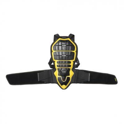 Dorsale Spidi BACK WARRIOR 170-180 noir/jaune
