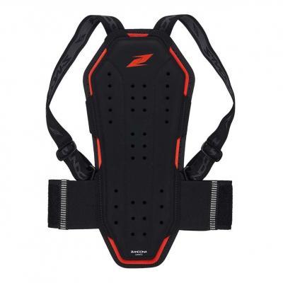 Dorsale Zandona Prosoft Back X6 noir (Taille 158/167cm)