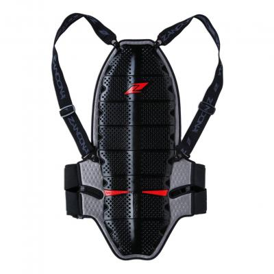 Dorsale Zandona Shark EVC X8 noir (Taille 178/187cm)