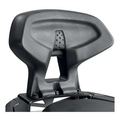 Dosseret Kappa Honda 125 Forza 15-19 noir
