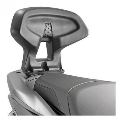 Dosseret Kappa Honda 125 PCX 14-19 noir