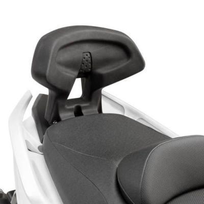 Dosseret passager Givi Yamaha 500 T-MAX 08-11 et 530 T-MAX 12-16