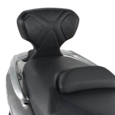 Dosseret passager Givi Yamaha T-MAX 500 01-07