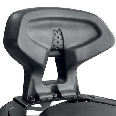 Dosseret spécifique Kappa Honda 125 Forza ABS 15-18 noir