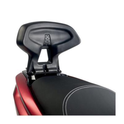 Dosseret spécifique Kappa Yamaha 125 Tricity 14-18 noir