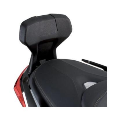 Dosseret spécifique Kappa Yamaha 400 X-Max 13-16 noir