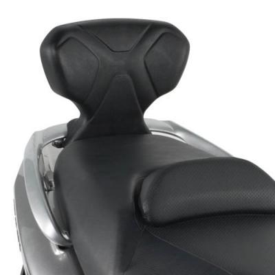 Housse de Selle Yamaha T-Max 500 01-07 Noir-Rouge