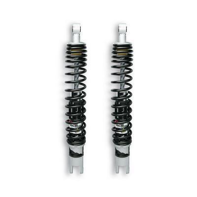 Double amortisseurs Malossi Twins 377 mm Kilibre/Versity