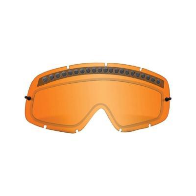 Double écran ventilé Oakley O Frame Lexan persimmon