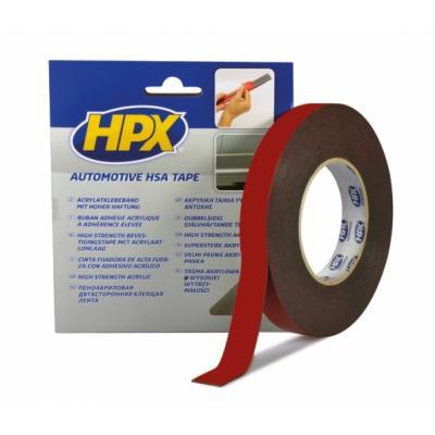Double face acrylique 9mm x 10m HPX MHSA003
