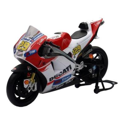 Ducati Moto GP 2015 Iannone Réplica 1:12 NewRay rouge/blanc