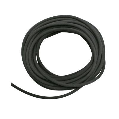 Durite d'essence 5x8,6 élastomère noir 10 m