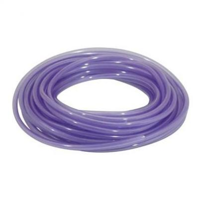 Durite d'essence double épaisseur 4x8 Violet translucide 10m