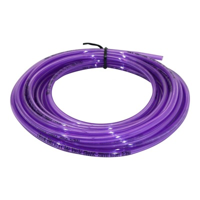 Durite d'essence violet double épaisseur Ø 4.8x9mm 10m