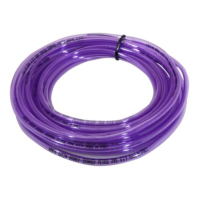 Durite d'essence violet double épaisseur Ø 6x9mm 10m