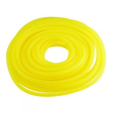 Durite essence 5x8 jaune transparent - 10 m