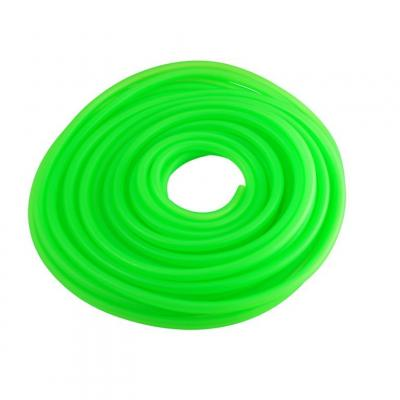 Durite essence 5x8 vert transparent - 10 m