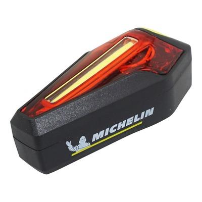 Éclairage arrière Michelin noir (à pile)