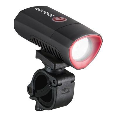 Éclairage avant Sigma Buster 300 visibilité 70m noir (à batterie)