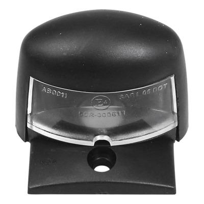 Éclairage de plaque d'immatriculation 85256R pour toute la gamme Piaggio / Aprilia / Moto-Guzzi