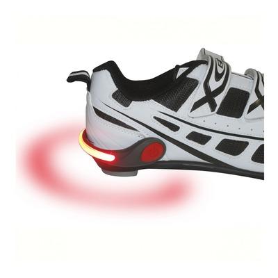 Eclairage de sécurité à clipser sur chaussure
